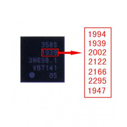 Power ic SMB358S контроллер заряда