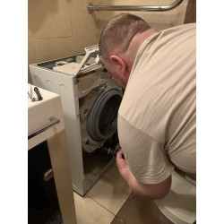 Сборка стиральной машины