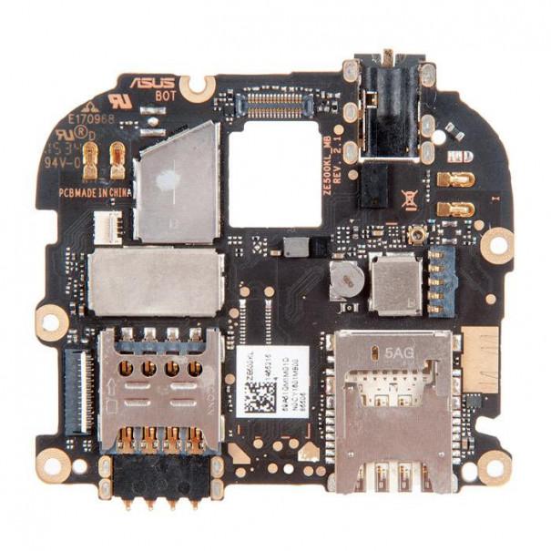 Системная плата Asus Zenfone 2 laser ze500kl