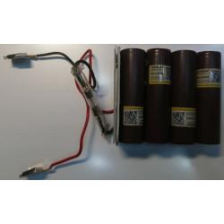 Сборка аккумуляторов
