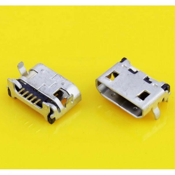 Micro USB разъем Digma CITI 1903 4G