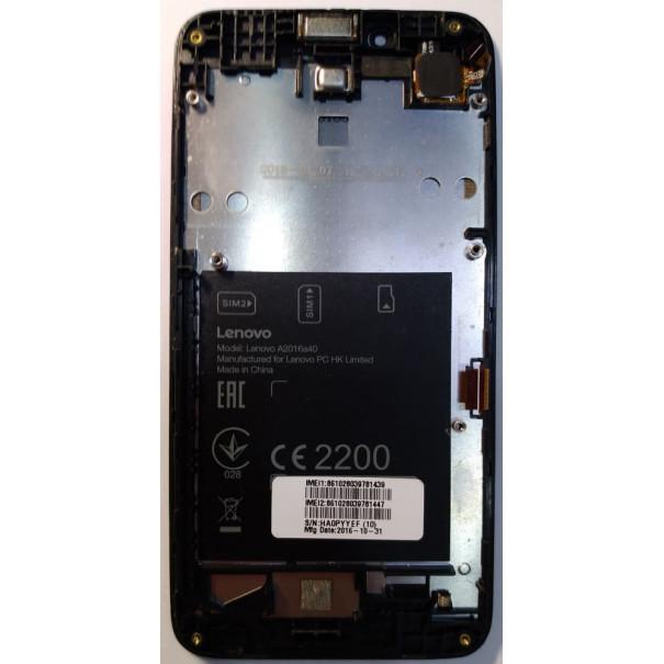 Антенна нижняя Sony Xperia Z3 D6603