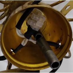 Монтаж электрической колодки