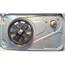 Установка шкива на вал двигателя