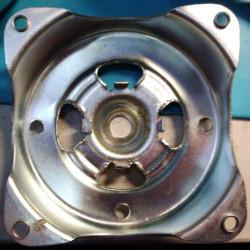 Часть корпуса двигателя без подшипника