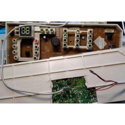 Проверка блок управления Samsung DC92-00617Bа перед ремонтом