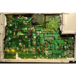 Блок управления Samsung DC92-00617B установка компонентов