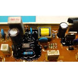 Блок управления Samsung DC92-00617B нанесение герметика