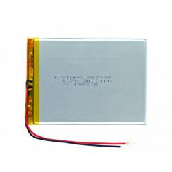 Аккумулятор 3,8x75x188
