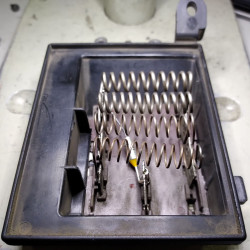 Резистор печки Mercedes-Benz Viano 3