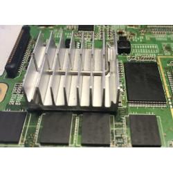 Установлен радиатор на процессор TCC8803