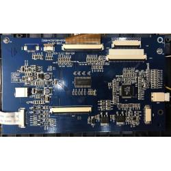 Плата дисплея QuadCore-R16