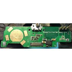 Модуль TP4056 на плате телефона