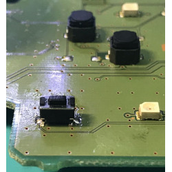 Замена кнопки приборной панели GM 20997890 Opel Insignia