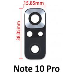 Стекло камеры Xiaomi Redmi Note 10