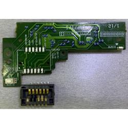 Pioneer DEH-P77MP демонтаж разъёма