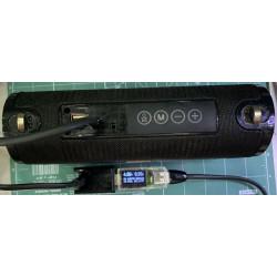 Проверка работы T&G Portable Wireless Speaker