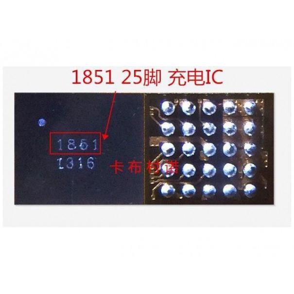 NCP1851 контроллер заряда